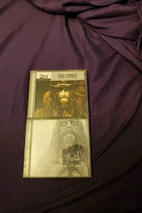 Two Rob Zombie cds