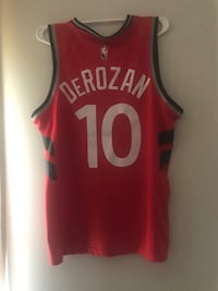red and white Chicago Bulls 23 jersey Mississauga, L5M 0K7