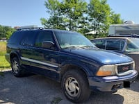 2000 GMC Jimmy Youngstown
