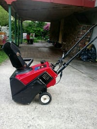 "Toro 16""snow blower Rockville, 20853"