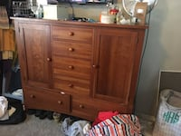 Beautiful Cherry Dresser Colorado Springs, 80923