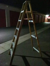 Wooden ladder Denver, 80210