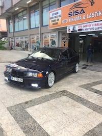BMW - 3-Series - 1995 e36 318 is Çankaya