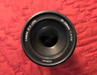 Canon 55-250 mm DSLR lens Burnaby, V5H 0G4