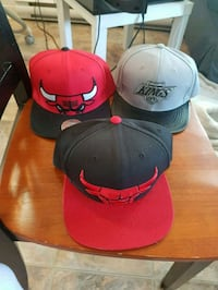 snap back hats great condition 30 for all Ottawa, K1Y 1L1