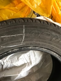 Tires size 195/65R15
