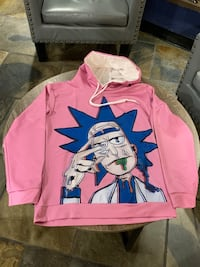 Brand New Rick & Morty Hoodie. Fits M/L Vancouver, V5M 1G4
