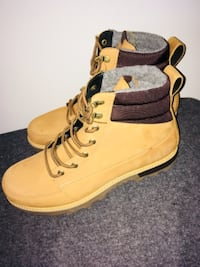 Volcom Leather Work Boots St. Catharines
