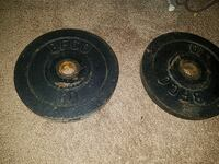 two BF Co weight plates Santa Ana, 92704