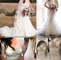 Allure Bridal wedding dress UNIONCITY