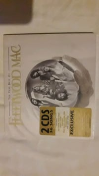 The Very Best Of  FLEETWOOD MAC. Negociable Madrid, 28012