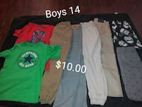 Boys Clothes -Sizes & Price in Pics  Anchorage, 99508