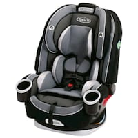 2 GRACO 4EVER 4IN1 CONVERTIBLE CARSEAT  548 km