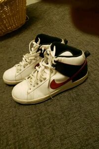 Nike hightops size 14
