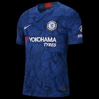 Chelsea Jersey New 2019 2020 with Nike Tags Gaithersburg, 20886