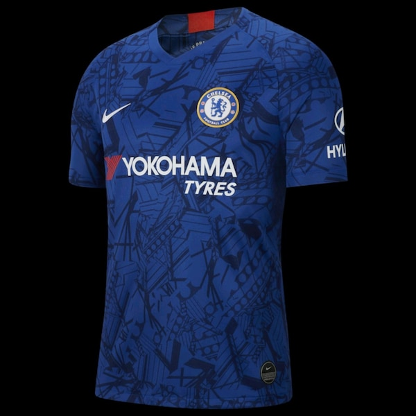 buy online ca60e 6d242 Chelsea Jersey New 2019 2020 with Nike Tags