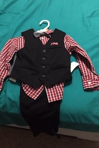 Cute baby suit for a boy  Sioux Falls, 57108