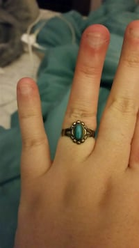 Topaz sterling silver ring  Indianapolis