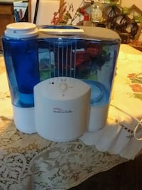 Sunbeam health and home humidifier new