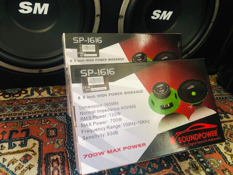 Soundpower SP1616 1