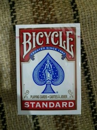 Bicycle playing cards - Standard - Brand new Mississauga, L5M 7R2