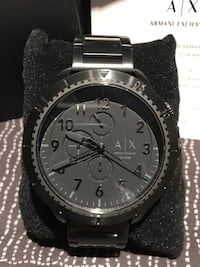 Armani Exchange Men's Watch - Brand New  Richmond Hill, L4C 1T7