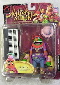 The Muppet Show 2002 Dr. Teeth London, N6E 1G2