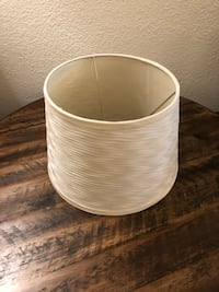 Cream color small lampshade West Hollywood, 90069