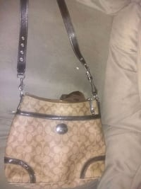 Athentic and appraised coach purse Edmonton, T5E 2W5