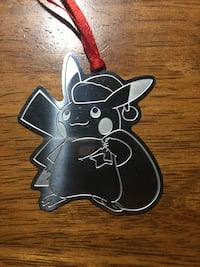 Pokémon Pikachu Collectible Holiday Ornament- EXTREMELY RARE!! Los Angeles, 90016