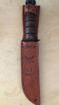 Us navy kabar knife Lions Bay, V7W 2E0