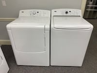 Washer and dryer sets starting from 599 to 799 4 MONTH WARRANTY  Charlotte, 28227
