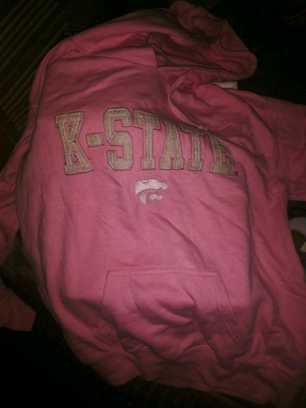 89986056c8b Used K State hoodie for sale in Topeka - letgo
