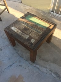 Rustic wood table  Las Cruces, 88007