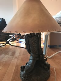 Two beautiful living room lamp Sterling, 20164