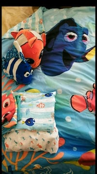 Adorable Toddler/Crib set (Finding Dory) Tacoma, 98405