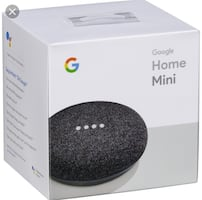 Sealed Brand New Google Home Mini
