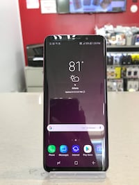 Samsung S9 Purple T-Mobile 64GB Financing Option Available starting at $ 110