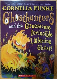 Ghostbusters & the Gruesome Invincible Lightning G