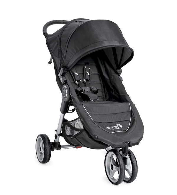 City Mini Baby Jogger Stroller With Snack Tray And Car Seat Adapter