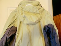 Columbia System Jacket with Detachable Hood Small ROMEOVILLE