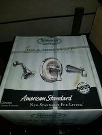 American Standard  Tub and Shower set  Linden, 07036