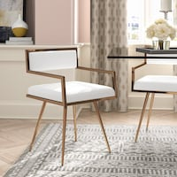 1 Upholstered Dining Chair Temple Hills, 20748