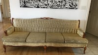 Gorgeous vintage sofa and chair Kelowna, V1P 1M9
