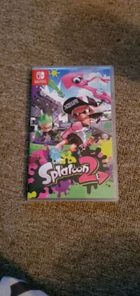 Splatoon 2 with strategy guide for sale