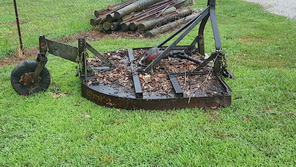 Used 5 Ft Bush Hog For Sale In Indianapolis