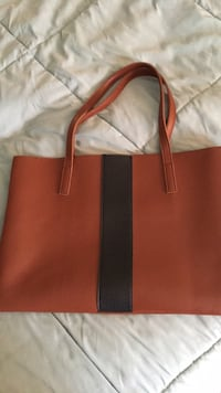 New Vince Camuto leather tote Burke, 22015