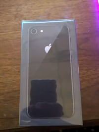 "BRAND NEW ""SEALED"" BLK IPHONE 8 Mississauga"