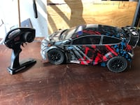 2018 traxxas fiesta 4x4 only used twice bought for my son but no interest also have battery and charger for extra $50 Lincoln, 68510