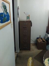 Four drawer legal file cabinet Gaithersburg, 20879